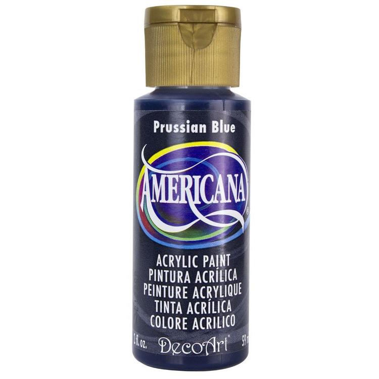 DecoArt Americana Prussian Blue