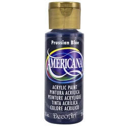 DecoArt Americana Prussian Blue