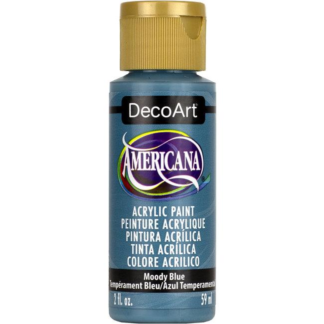 DecoArt Americana Moody Blue