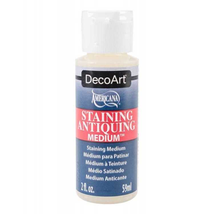 DecoArt Staining Antiquing Medium