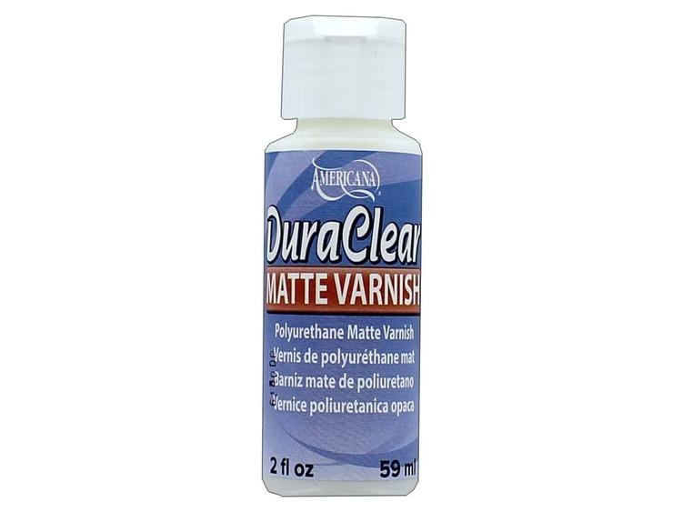DecoArt DuraClear Matte Varnish 59ml