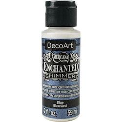 DecoArt Enchanted Shimmer Blue