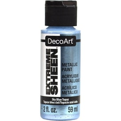 DecoArt Extreme Sheen Sky Blue Topaz