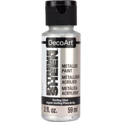 DecoArt Extreme Sheen Sterling Silver