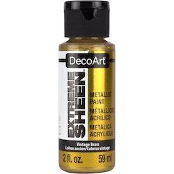 DecoArt Extreme Sheen Vintage Brass