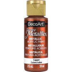 DecoArt Dazzling Metallics Copper