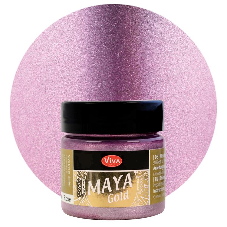 Viva Decor Maya Gold Rose