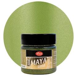 Viva Decor Maya Gold Avocado