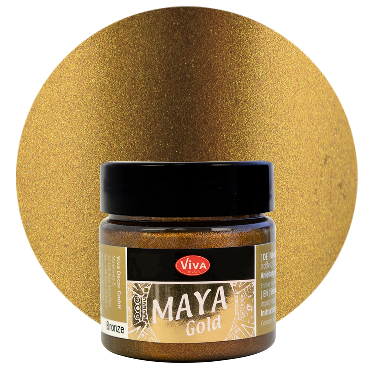 Viva Decor Maya Gold Bronze