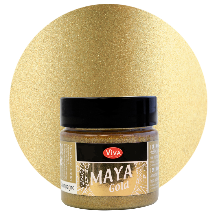 Viva Decor Maya Gold Champagne
