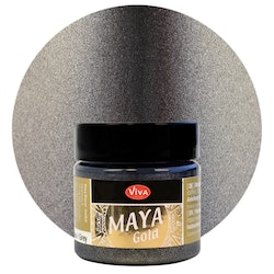 Viva Decor Maya Gold Grey