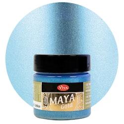 Viva Decor Maya Gold Ice Blue