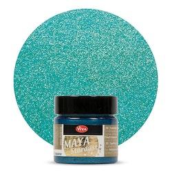 Viva Decor Maya Stardust Turquoise
