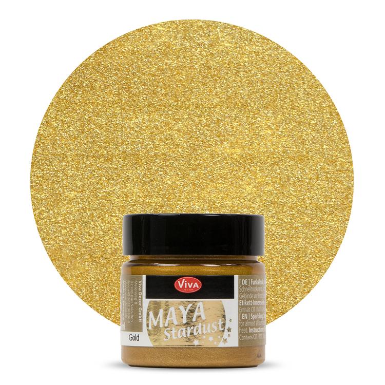 Viva Decor Maya Stardust Gold
