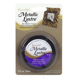 DecoArt Metallic Lustre Majestetic Purple