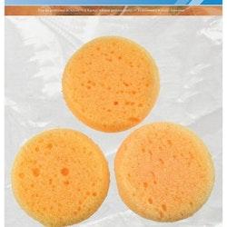 Royal & Langnickel 3-pack syntetsvampar - medium
