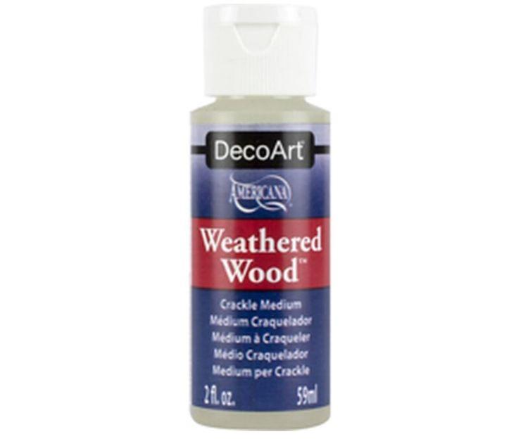 DecoArt Weathered Wood 59ml