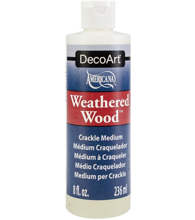 DecoArt Weathered Wood 236ml