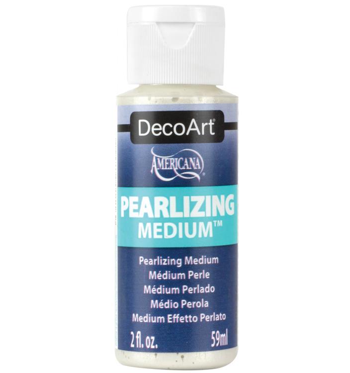 DecoArt Pearlizing Medium (pärlemorblandare)
