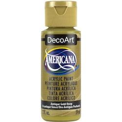 DecoArt Americana Antique Gold Deep