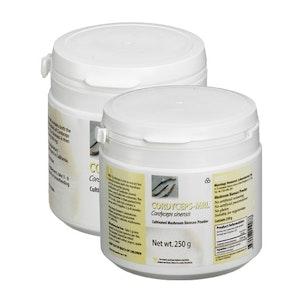 Cordyceps sinensis-MRL 90 tab (högkvalité)