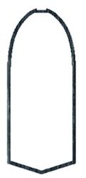 UDI Tätningslist Arrow UDI005-24