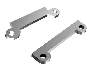 UDI / SG Bulkhead Tie Bars Fram/Bak, 1601-040