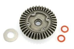 HSP Kronhjul / Diffdrev 38T Inkl O-ring och Shims, 02029