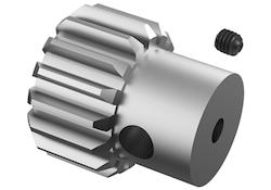 UDI / SG Pinion / Motordrev 16T Mod 7, 1601-036