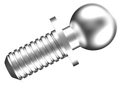 UDI / SG Pivot Balls 2.5x12 (2st), 1601-024