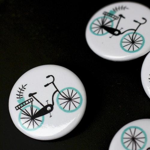 """Pin """"Cykel"""""""