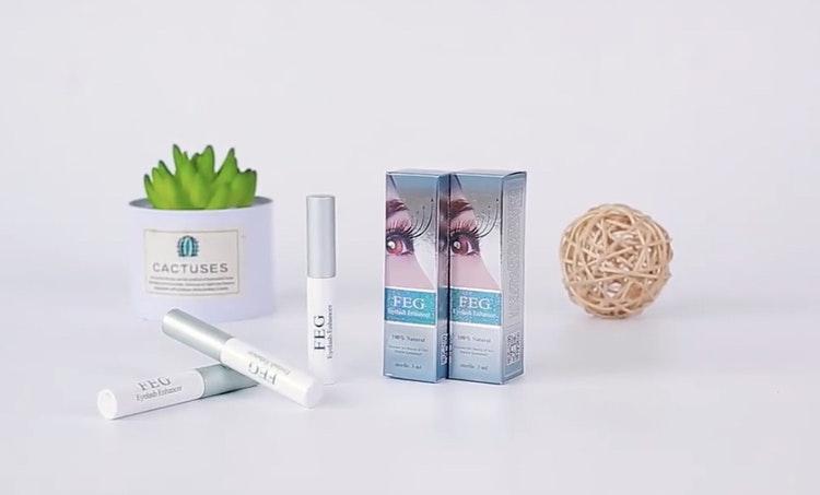 Ögonfrans/ögonbryn  booster serum
