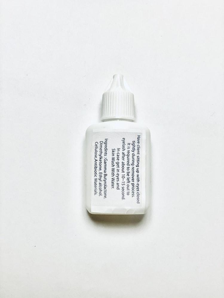 Frans glue remover