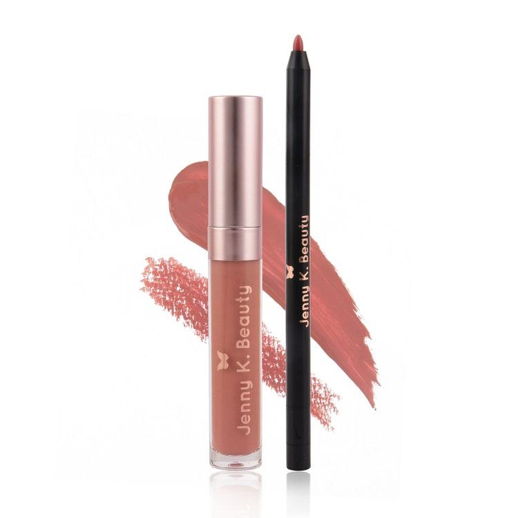 Perfect Matte Liquid Lipstick 02. Nordic Nude