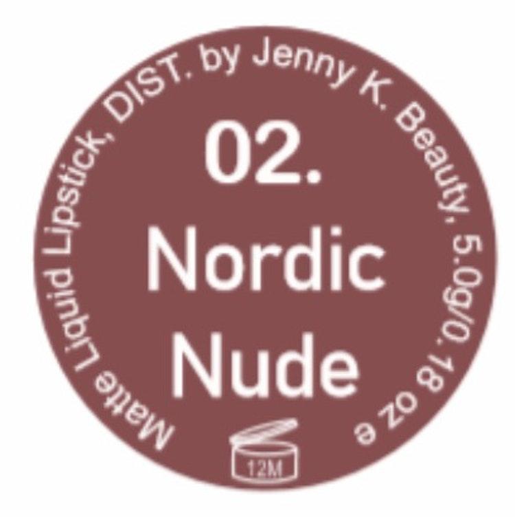 Perfect Matte Lip Liner 02. Nordic Nude