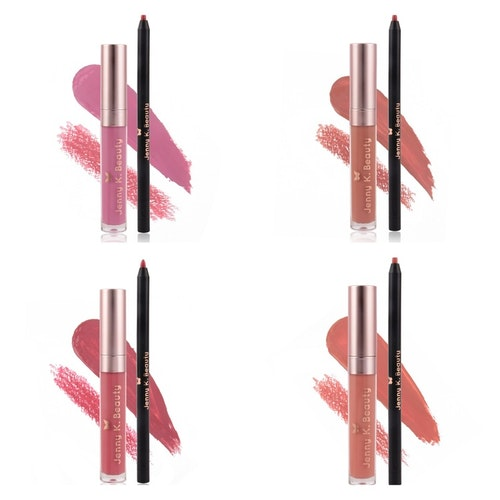 Perfect Matte Liquid Lipstick x 4