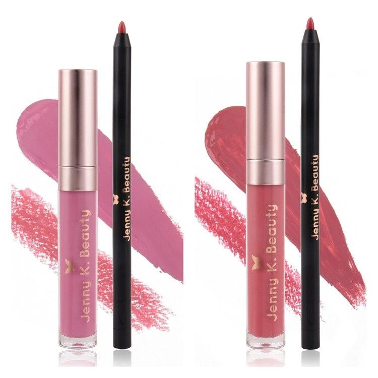 Perfect Matte Liquid Lipstick x 2