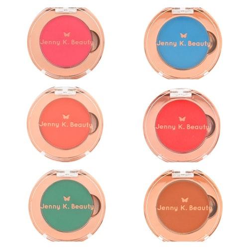 All Eyez On Me Eyeshadow x 6 - The Ibiza Collection
