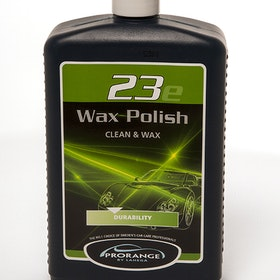 Wax polish 23e - 1 liter