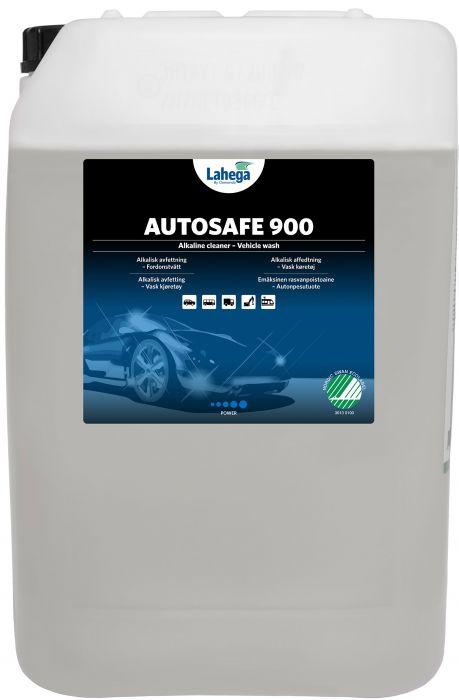 Autosafe 900 - 10 liter Svanenmärkt