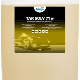 Avfettningsmedel Tar Solv 71w - 25 liter dunk