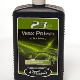 Wax polish 23e - 1 liter -utgått