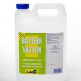 Batterivatten - LAHEGA 1 liter