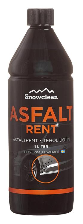 Snowclean Asfaltrent skruvkork 12 x1 liter