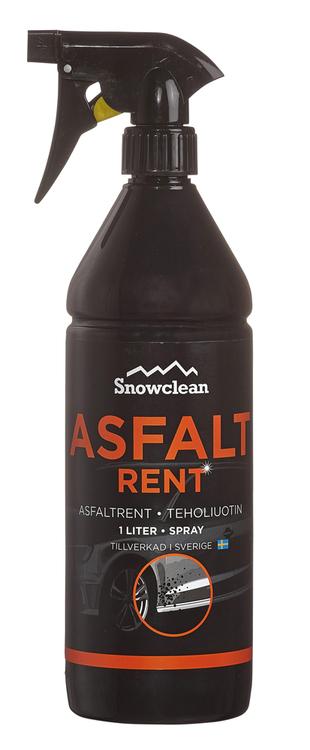 Snowclean Asfaltrent spray 12 x 1 liter