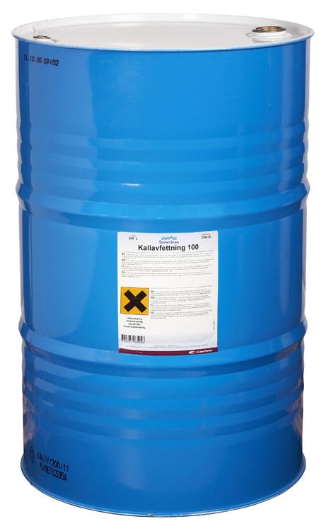 Snowclean Kallavfettning 100 ECO 205 liter