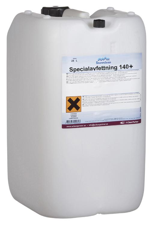 Snowclean Specialavfettning 140 25 liter