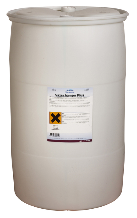 Snowclean Vaxschampo Plus 200 liter