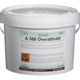 Strovels A 360 Overalltvättmedel 10 kg