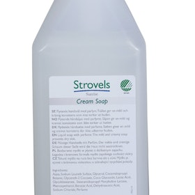 Strovels Sunrise Cream Soap 14 x 500 ml